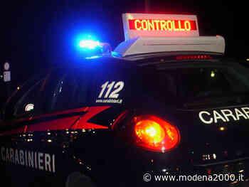 Spaccata in tabaccheria a Rubiera - Modena 2000