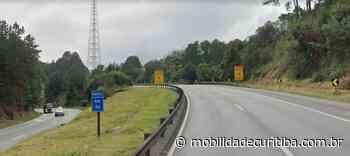 Acidentes interditam BR-116 em Campina Grande do Sul - Mobilidade Curitiba