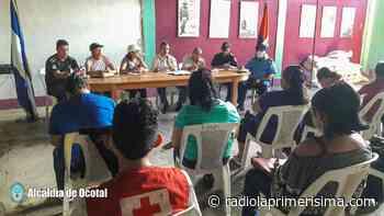 COMUPRED Ocotal realiza recorrido por puntos críticos - La Gente - Radio La Primerísima