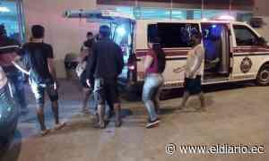 Manabí: Un joven muere tras accidente de tránsito en Tosagua - El Diario Ecuador
