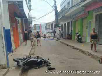 Motociclista morre após colidir com poste de energia em Porto Calvo - Alagoas 24 Horas