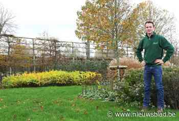 Tuinaannemer Jens (29) wint prijs met ontwerp tuin wellnesscomplex