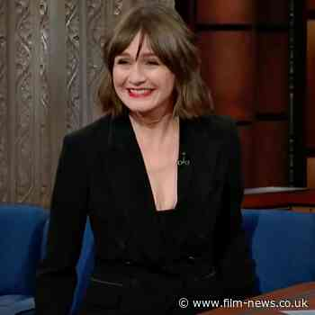 Emily Mortimer is always scared something 'terrible' is about to happen to her - Film News