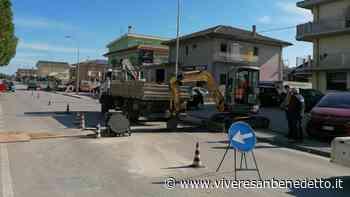 Monteprandone: nuovi attraversamenti pedonali rialzati in via Circonvallazione sud - Vivere San Benedetto