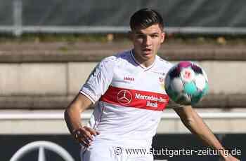 VfB Stuttgart II - Mit vier Profis, aber ohne Holger Badstuber - Stuttgarter Zeitung