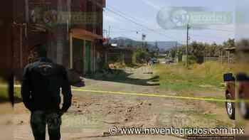 Ejecutan a dos en Tlapa de Comonfort, Guerrero - Noventa Grados - Noventa Grados
