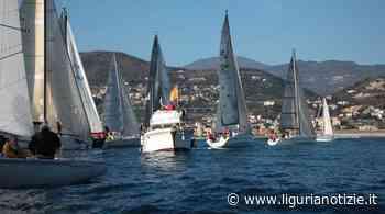 Spettacolari regate al Campionato Invernale Marina di Loano - Liguria Notizie