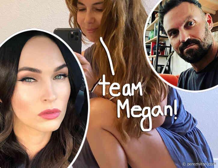 Vanessa Marcil Sides With Megan Fox Amid Renewed Brian Austin Green Drama Over Halloween Pic!