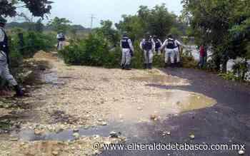 Dos puentes en riesgo de colapsar en Huimanguillo - El Heraldo de Tabasco