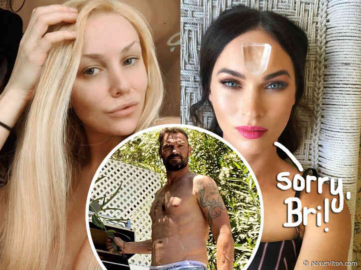 Courtney Stodden Says Brian Austin Green Only PRETENDED To Be A Father While 'Actually Just Seeing Other Women'!