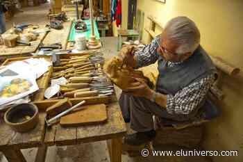 El arte se palpa en cada cuadra del Pueblo Mágico de San Antonio de Ibarra - El Universo