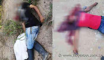 Dos hombres fueron asesinados en zona rural de Tibú - La Opinión Cúcuta