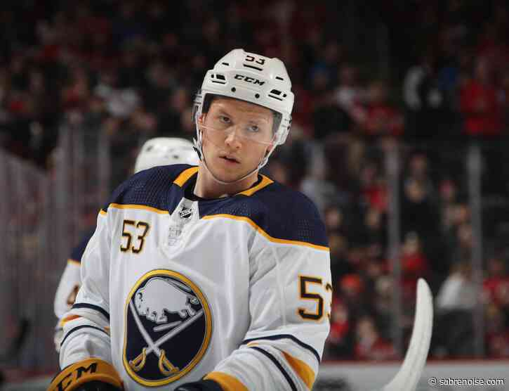 Can Jeff Skinner find comfort on a line with former teammate Eric Staal?