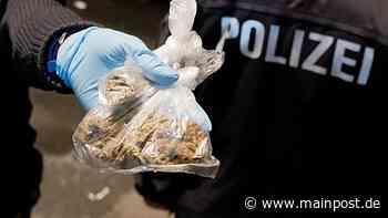 Mofafahrer in Maroldsweisach mit Drogen erwischt - Main-Post