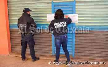 Ubican en Huamantla mercancía de tráiler robado - El Sol de Tlaxcala