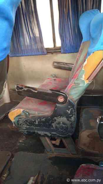 Pésimas condiciones del bus que va a Ybycuí - Crónicas Ciudadanas - ABC Color