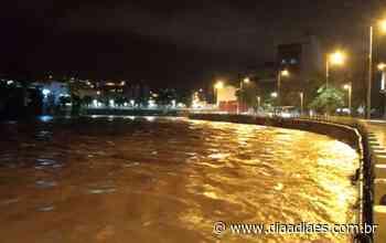 Nível do Rio Itapemirim cai a menos de 2 metros em Cachoeiro - Dia a Dia Espírito Santo