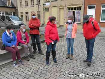Wandelclub De IJzerstappers verwelkomt 250ste lid