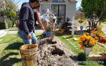 Orden y silencio se vive en panteón de Apizaco - El Sol de Tlaxcala