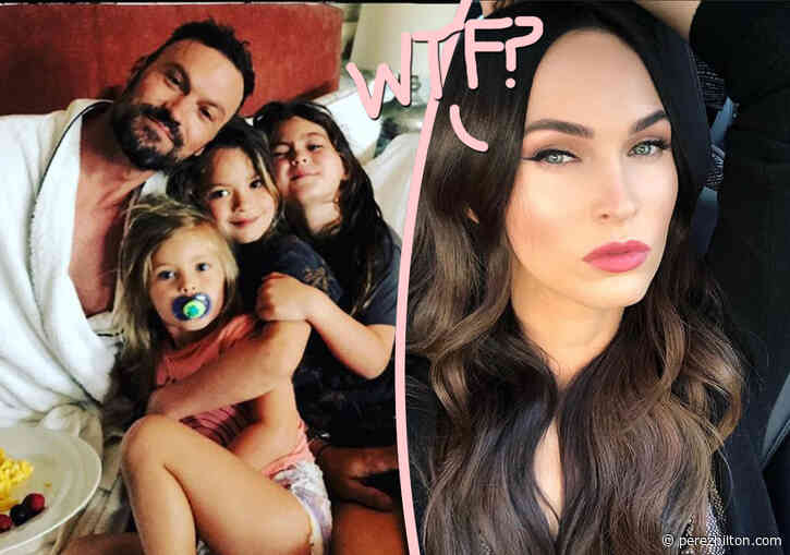 Megan Fox & Brian Austin Green Have Been Fighting Behind The Scenes For A LONG Time!