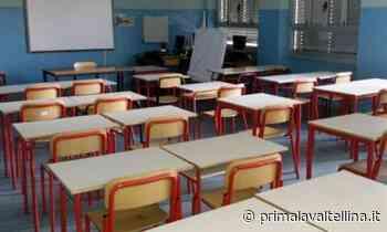 Classe in quarantena a Poggiridenti - Prima la Valtellina