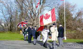 Dunchurch Legion to host own, small service for Remembrance Day in era of COVID-19 - parrysound.com