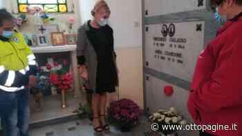 Roccapiemonte,un bouquet di rose bianche per la piccola Maria - Ottopagine