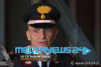 """Roccapiemonte - Onorificenza """"Cittadino Illustre"""" al Comandante CC Giaccoli - Ansa"""
