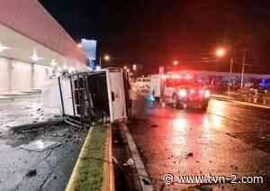 Colisión deja un muerto y 2 heridos en carretera David - Dolega - TVN Panamá