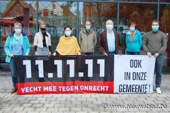 11.11.11. zamelt geld in voor De Stip (Koekelare) - Het Nieuwsblad