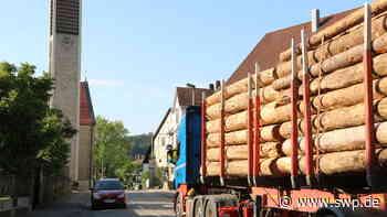 Ortsdurchfahrt Hausen (Oberrot): Abgeordnete wollen Bürgermeister Bullinger helfen - SWP