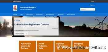 Online il nuovo portale del Comune di Bussero - cittadini di twitter - http://www.cittadiniditwitter.it/
