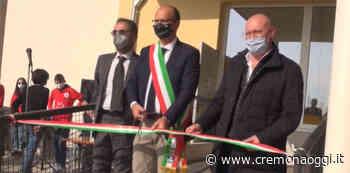 Lavori conclusi: inaugurato il polo scolastico di Castelvetro Piacentino - Cremonaoggi