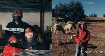 Súmate a mi Historia: Campaña de ayuda para niños de Urubamba en Cusco - Diario Perú21