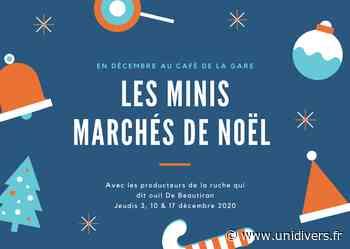 Mini marché de Noël des Ruches Qui Dit Oui! jeudi 3 décembre 2020 - Unidivers