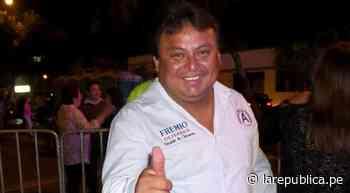 La Libertad: exalcalde de Chicama renunció a APP tras 19 años de militancia - LaRepública.pe