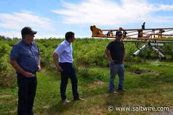 Kings-Hants MP to host agricultural roundtable event in New Minas - SaltWire Network