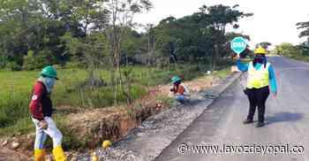 Vías en buenas condiciones para la comunidad de San Luis de Palenque - Noticias de casanare - La Voz De Yopal