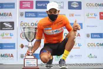 Diego Camargo, de la vereda El Alizal en Tuta al título de la Vuelta de la Juventud (PERFIL) - Revista Mundo Ciclistico