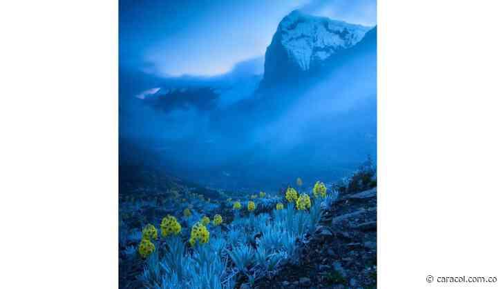 Foto de Eisenband en Nevado El Cocuy de Boyacá fue galardonada en Londres - Caracol Radio