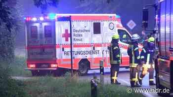 Unfall in Emlichheim: Eine Person schwer verletzt - NDR.de