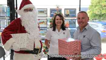 26th annual Port Stephens Examiner and Dowling Raymond Terrace Christmas appeal open until December 18 - Port Stephens Examiner