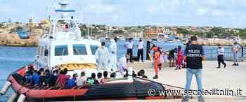 Ancora migranti a Porto Empedocle. Il sindaco: «Non possiamo essere il ventre molle... - Secolo d'Italia