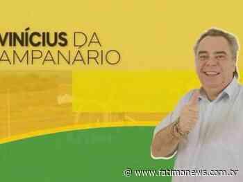 Candidato a prefeito comunica a renúncia de candidatura em Navirai - Fátima News