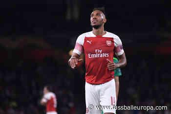 Pierre-Emerick Aubameyang: Arsenal hatte im Vertragspoker ein Ass in der Hinterhand - Fussball Europa