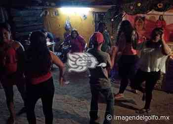 Celebran a la muerte pese a pandemia en Oluta - Imagen del Golfo