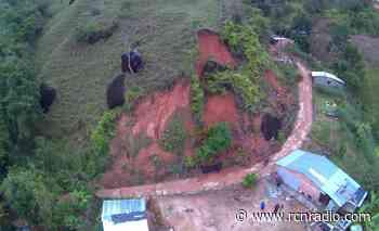 Lluvias del fin de semana afectaron 10 veredas en Vegachí (Antioquia) - RCN Radio