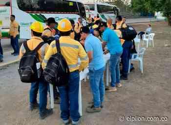 Mineros marcharán en La Jagua de Ibirico exigiendo reactivación laboral - ElPilón.com.co