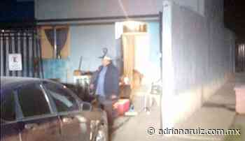 #Juarez   En pleno lunes se denuncian 97 fiestas privadas en la ciudad - Adriana Ruiz