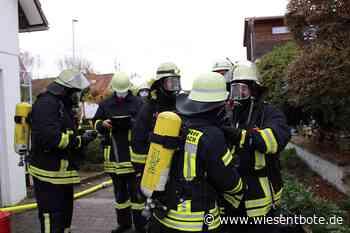 Langensendelbach: Wenn das Büro in Brand gerät - Der Neue Wiesentbote